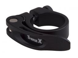 Objímka podsedlová Tranz-X s rychloupínákem,průměr 31.8