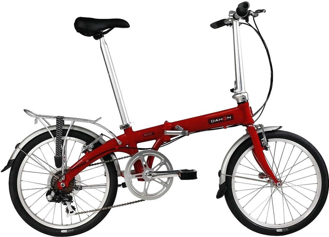 Kolo Dahon ECO C7 Red model 2012