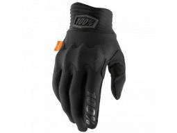 """Rukavice 100% """"COGNITO"""" 100% Glove Black/Charcoal"""