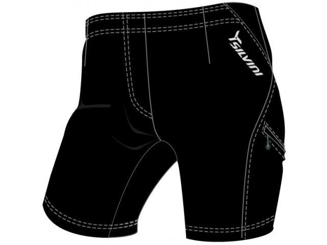 Kalhoty Silvini INVIO WP379 LADY Black