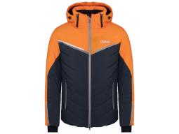 Bunda Colmar Mens Ski Jacket 1350 Blue Black/Ginger,