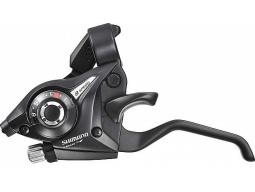 Řadící/brzdová páka Shimano ST-EF51-AL2A levá ALTUS 3rychl. černá