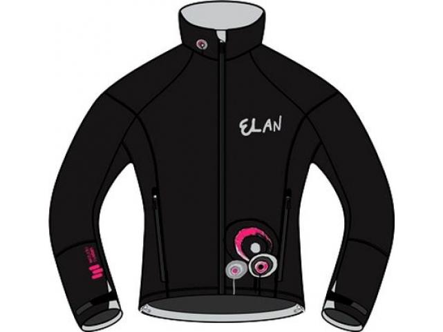 Bunda Elan HOT MAGIC SOFTSHELL Black model 2010/11