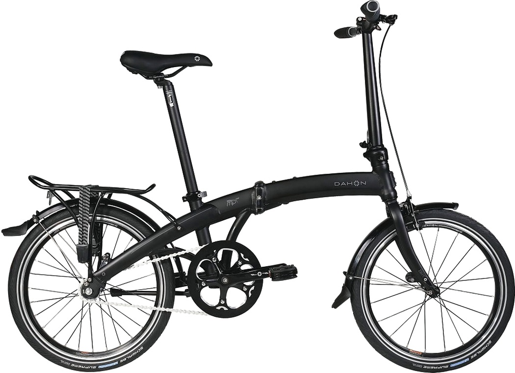 Kolo Dahon MU UNO Matte Black model 2012