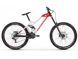 Kolo Mondraker Summum 27.5, white/flame red/black, 2020