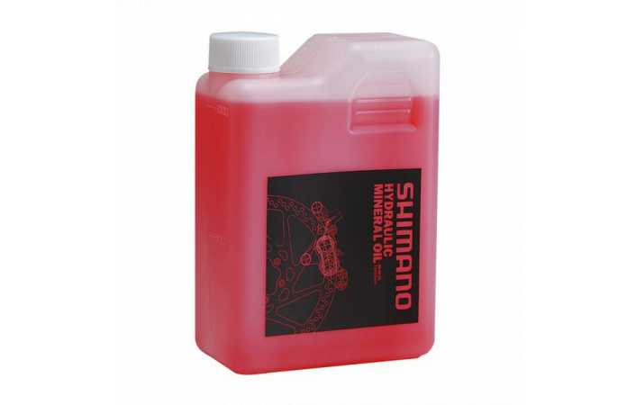 Olej SHIMANO minerální pro hydraulické brzdy 1 litr