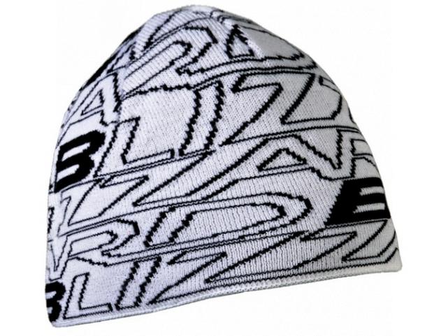 Čepice Blizzard PHOENIX CAP White Black