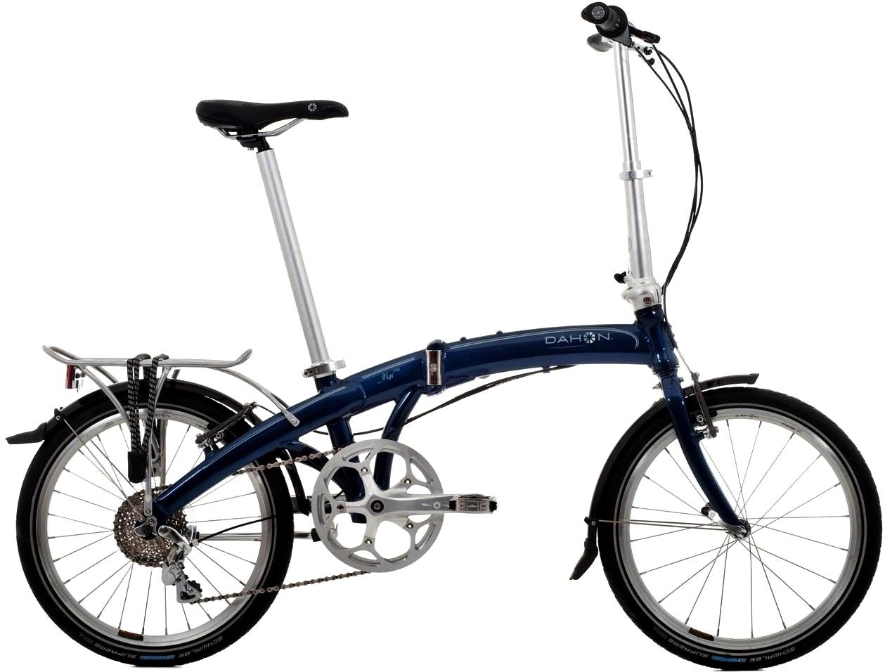 Kolo Dahon MU P8 Blue model 2012