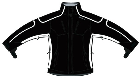 Bunda Blizzard LADYS PROFESSIONAL JACKET Black model 2009/10