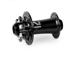 Náboj Novatec XD641SB-B15 (boost), přední, 32-děrový, černý (N-logo)