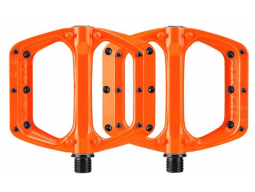 Pedály Spank Spoon DC, oranžové