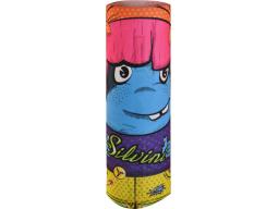 Šátek Silvini MOTIVO UA345 Punch dětský
