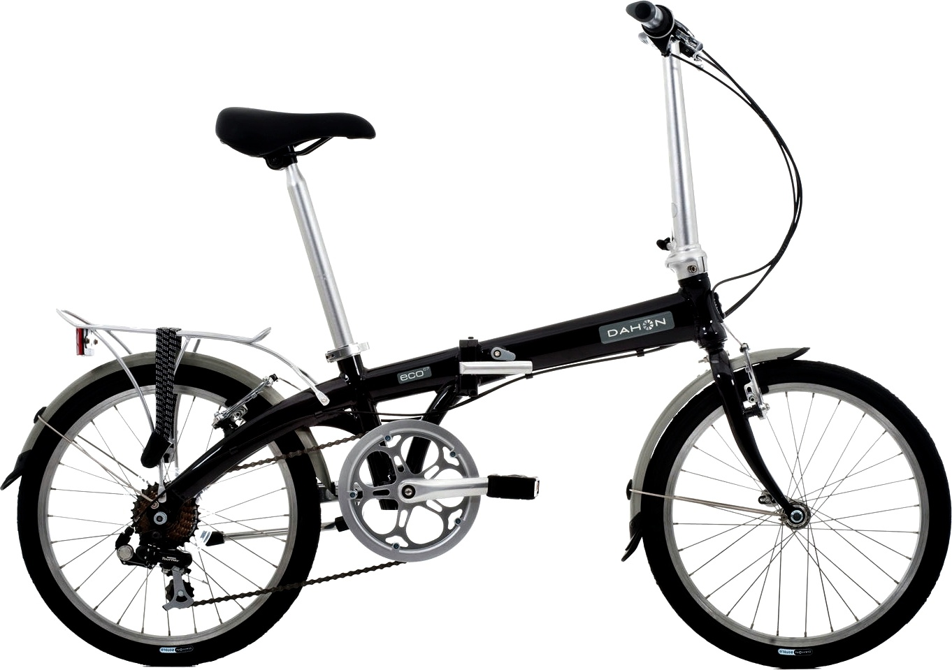 Kolo Dahon ECO C7 Black model 2012