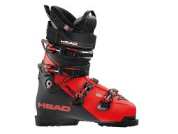 Lyžařské boty Head Vector RS 110 Red/Black, 2018/19