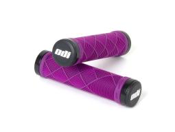 Gripy MTB ODI Cross Trainer Lock-On Bonus Pack fialové