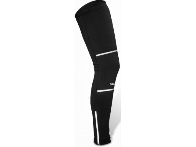 Návleky na nohy SILVINI TUBO UA63 Black