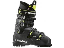 Lyžařské boty Head EDGE LYT 110 Black/Yellow, 19/20