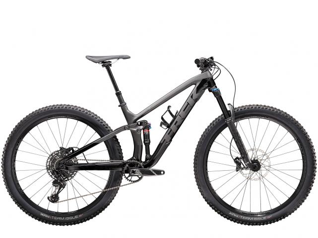 Kolo Trek Fuel EX 9.7 Matte Raw Carbon/Gloss Trek Black 2021