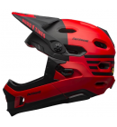 Helma BELL Super DH MIPS Mat/Glos Red/Black Fasthouse