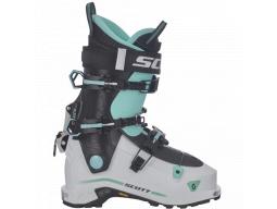 Skialp boty Scott CELESTE TOUR white/mint green 2021/22