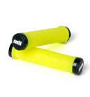 Gripy Odi BMX MACHINE Lock-On Bonus Pack žluté