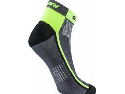 Ponožky Silvini Plima UA622 Charcoal-Green