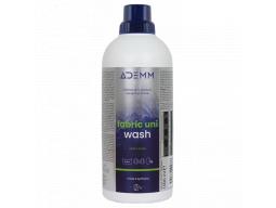 prací a čistící prostředky ADEMM Fabric Uni Wash 1000 ml, CZ/SK/HU/PL