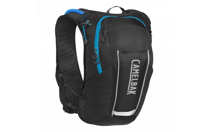 Batoh CamelBak Ultra 10 Vest-Black/Atomic Blue