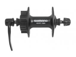 Náboj přední Shimano HBM475 36děr Disc černý