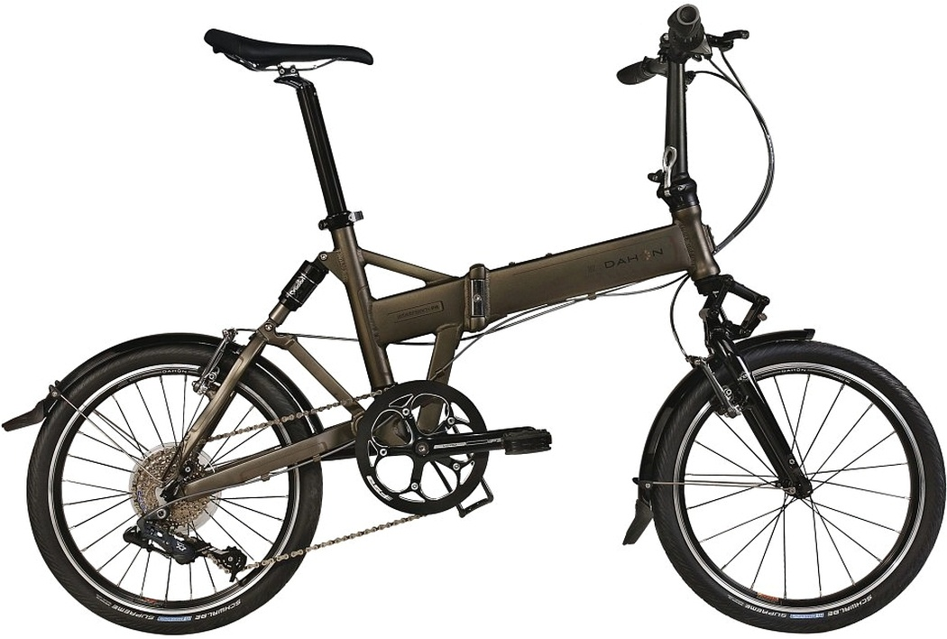 Kolo Dahon JETSTREAM P8 Bronze model 2012