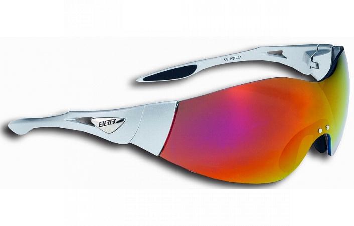Brýle BBB BSG-34 ROUNDER Matte Silver