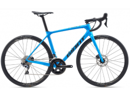 Kolo Giant TCR Advanced 1 Disc Pro Compact Metallic Blue / Gunmetal Black, 2020