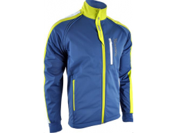 Silvini Mutta softshell bunda pánská navy-lime