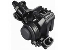 Brzda ALTUS Shimano BR-M375 kotouč přední mech třmen polymer Ad: 160PS černá