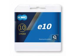 "Řetěz KMC e10 pro elektrokola 1/2"" x 11/128"", 122 článků,5,88mm,10-st."