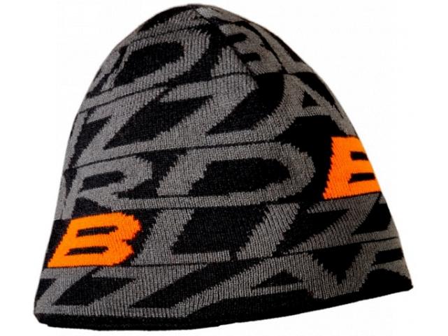 Čepice Blizzard DRAGON CAP Black Orange