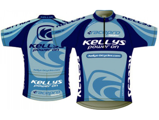 Dres Kellys PRO LADY Blue model