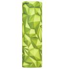 Šátek Silvini MOTIVO UA1730 Lime-Charcoal