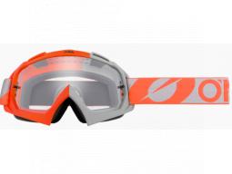 Brýle O´Neal B-10 TWOFACE oranžová/šedá