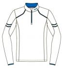 Mikina Goldwin APPAREL G14416E WF White Blue