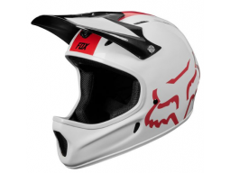 Helma Fox Racing Rampage, White