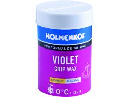 Vosk Holmenkol GRIP WAX Violet