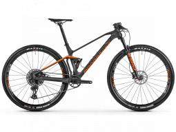 Kolo Mondraker F-PODIUM CARBON, Carbon/ Orange/Grey, 2021