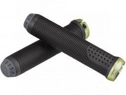 Gripy SPIKE 30, černá zelená