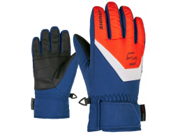 Rukavice Ziener LORIK Junior Red/Blue