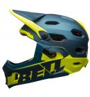 Helma BELL Super DH MIPS Mat/Glos Blue/Hi-Viz