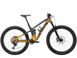 Kolo Trek Fuel EX 9.8 XT Lithium Grey/Factory Orange 2021