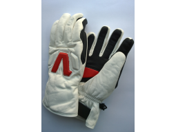 Rukavice Vist VICTORY Gloves White Black Red model 2015/16