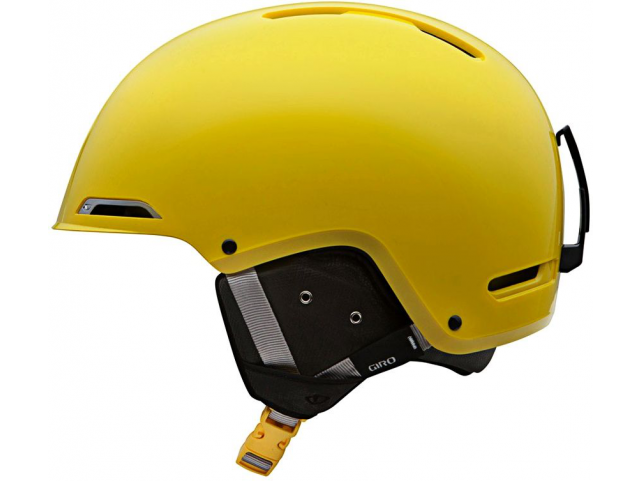 Helma Giro BATTLE Yellow model 2012/13