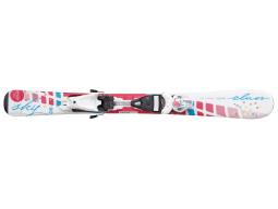 Lyže Elan SKY QT + EL4.5 model 2014/15